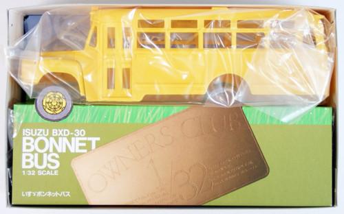 Arii 204085 Isuzu BXD-30 Bonnet Bus Chikuma Bus 1/32 Scale Kit (Microace)
