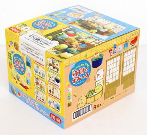 Re-ment 171807 Sumikko Gurashi Basking in the Sun 1 BOX 8 Pcs. Complete Set