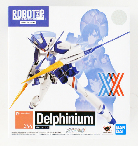 Bandai Robot Spirits Darling in the Franxx Delphinium Figure