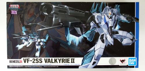 Bandai HI-METAL R VF-2SS Valkyrie II + SAP (Nexx Gilbert Custom) Figure