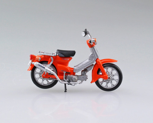 Aoshima Skynet 105771 Blind Toy 1/32 Honda Super Cub Finished Model Collection 1 BOX 8 pcs. Set