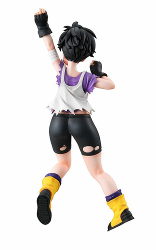 MegaHouse Dragon Ball Gals: Videl Recovery ver. Figure