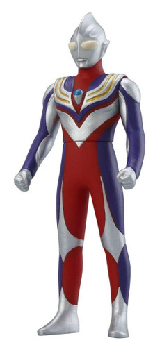 Bandai Ultraman Ultra Hero Series 08 Ultraman Tiga (Multi Type) Figure