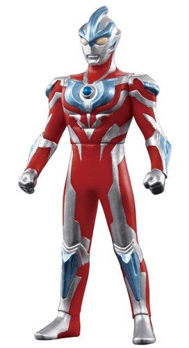 Bandai Ultraman Ultra Hero Series 11 Ultraman Ginga Figure