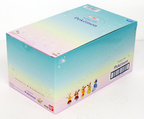Bandai Candy 250586 Twinkle Dolly Pokemon 1 BOX 10 Pcs. Set