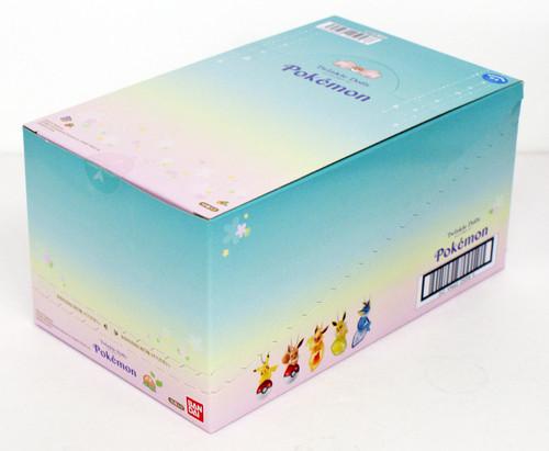 Bandai Candy 250586 Twinkle Dolly Pokemon 1 BOX 10 Pcs. Set