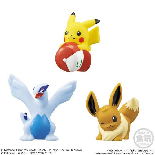 Bandai Candy 251828 Pokemon Kids Everyone's Story 1 BOX 12 pcs. Set
