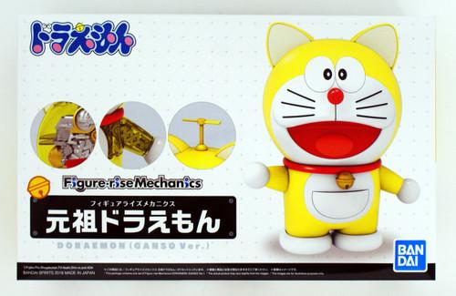 Bandai Figure-Rise Mechanics 553386 Ganso (Original) Doraemon Plastic Model Kit