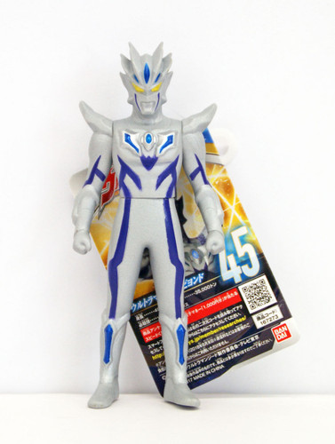 Bandai Ultraman Ultra Hero 45 Ultraman Geed Zero Beyond Figure