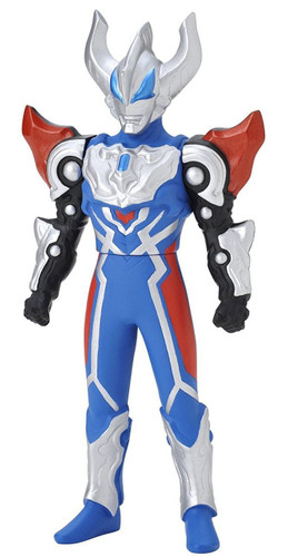 Bandai Ultraman Ultra Hero Series 46 Ultraman Geed Magnificent Figure