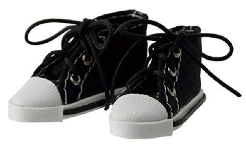 Azone AKT106-BLK Basic Sneaker Black