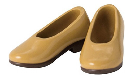 Azone AKT110-BRN Soft Vinyl Pumps Brown