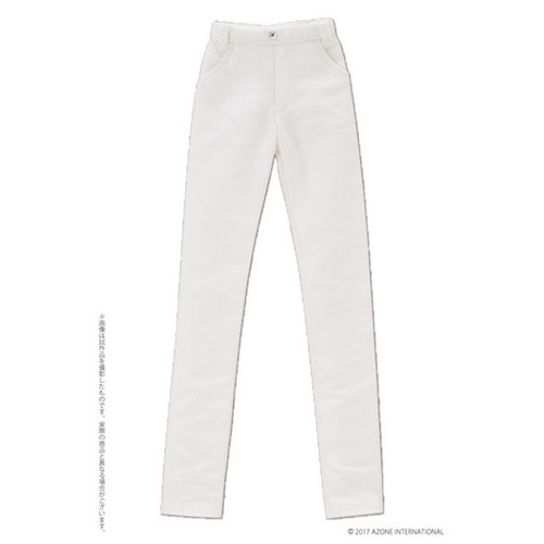 Azone ALB187-WHT PNXS Skinny Trousers White