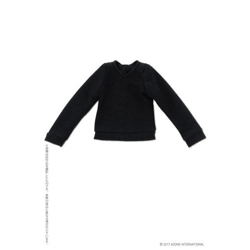 Azone ALB188-NVY PNXS Long Sleeve V Neck Sweater Dark Navy