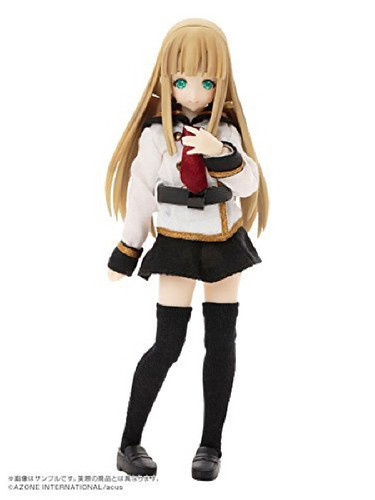 Azone ALC024-ELB Custom Lily Type-E Light Brown