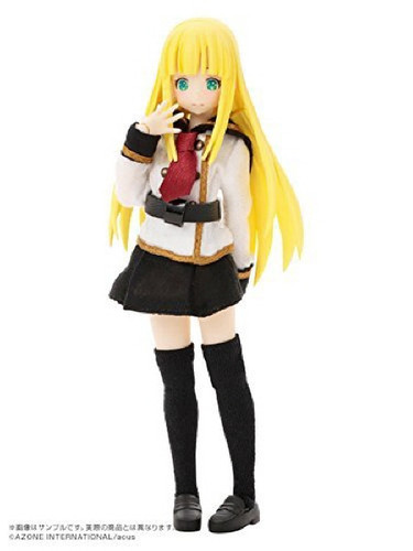 Azone ALC024-EYE Custom Lily Type-E Yellow