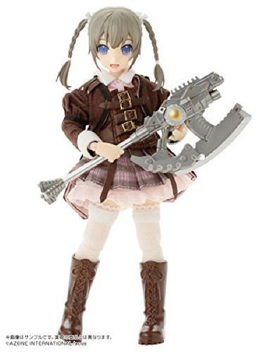 Azone ALC032-KLR Assault Lily's Gaiden 032 Kishimoto / Lucia / Raimu