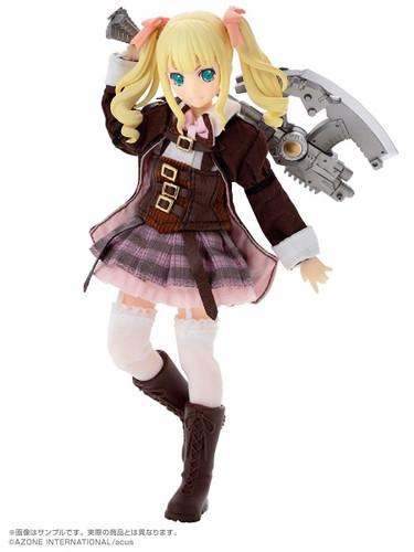 Azone ALC038-NCY Assault Lily Gaiden 038 Narumi / Clara / Yuuko