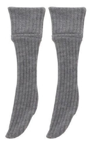 Azone FAO042-GRY Azo 2 Kushifuwa 2Way Socks Gray
