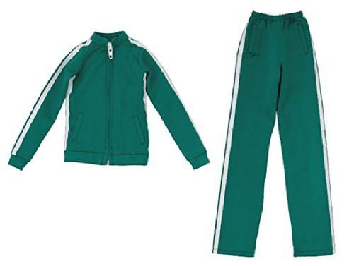 Azone FAO052-GRN Azo 2 Jersey Set Green