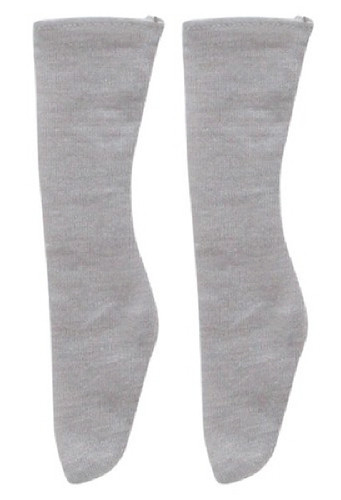 Azone FAR197-GRY for 50cm doll Soft See-Through Socks Gray