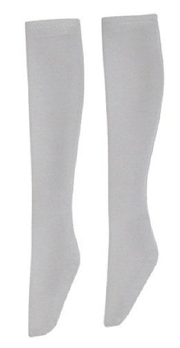 Azone FAR221-GRY for 50cm doll See-Through High Socks Gray
