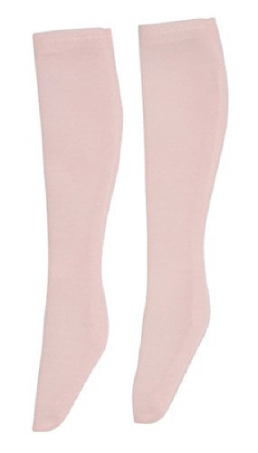 Azone FAR221-PNK for 50cm doll See-Through High Socks Pink