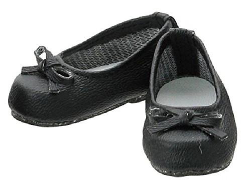 "Azone KPT004-BLK Mushroom Planet ""Ballet Shoes"" Black"