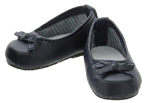 "Azone KPT004-NVY Mushroom Planet ""Ballet Shoes"" Navy"