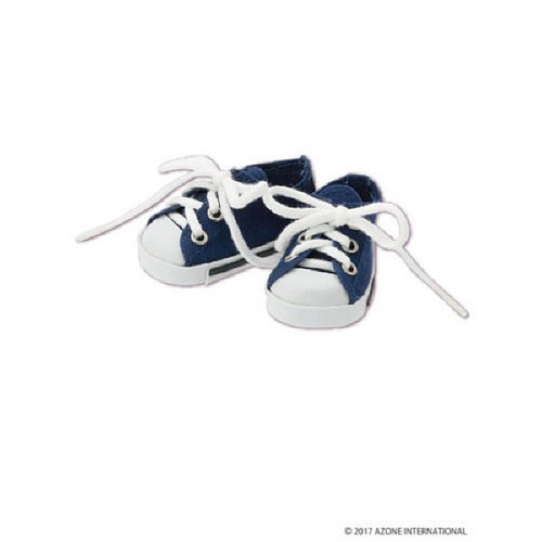 Azone KPT023-NVY Mushroom Planet 'Low Cut Sneaker' Navy