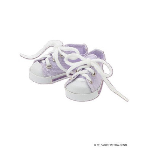 "Azone KPT023-PPL Mushroom Planet ""Low-Cut Sneaker"" Purple"