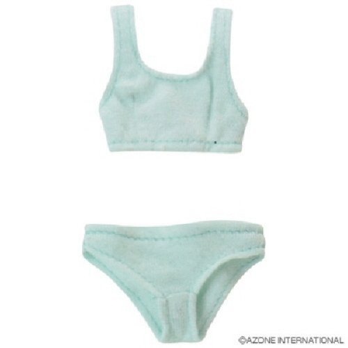 Azone POC242-GRN PNS Sports Bra & Shorts Set Mint Green