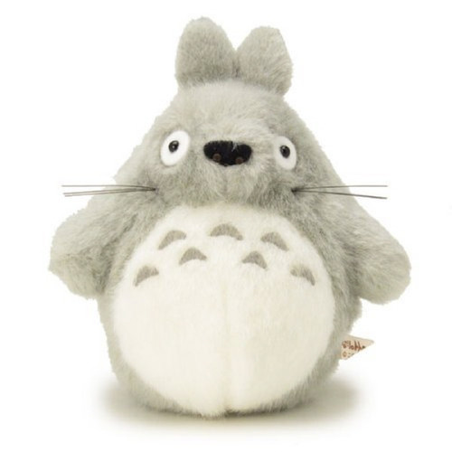 Sun Arrow Plush Doll My Neighbor Totoro Totoro Grey S Size