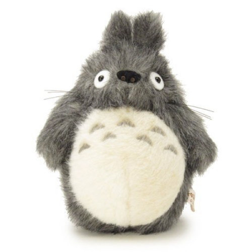Sun Arrow Plush Doll My Neighbor Totoro Totoro Darker Grey S Size