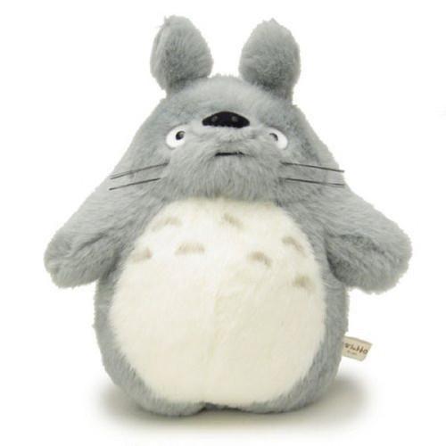 Sun Arrow Plush Doll My Neighbor Totoro Totoro Grey M Size