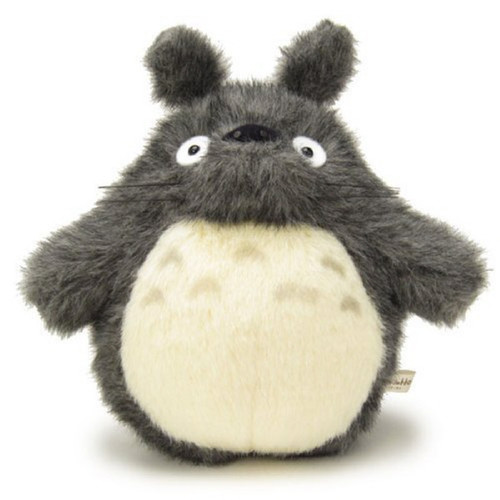Sun Arrow Plush Doll My Neighbor Totoro Totoro Darker Grey M Size