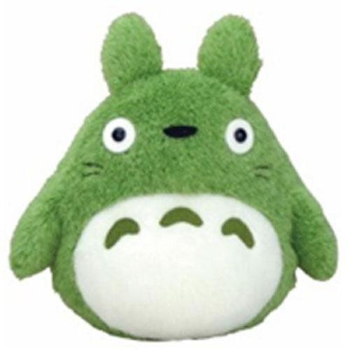 Sun Arrow Plush Doll Funwari Otedama (Beanbags) My Neighbor Totoro Green M