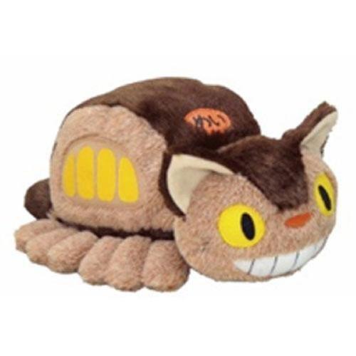 Sun Arrow Plush Doll Funwari Otedama (Beanbags) My Neighbor Totoro Catbus M