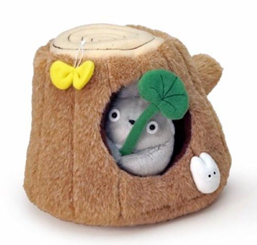 Sun Arrow Plush Doll My Neighbor Totoro Totoro's House Stump S Size