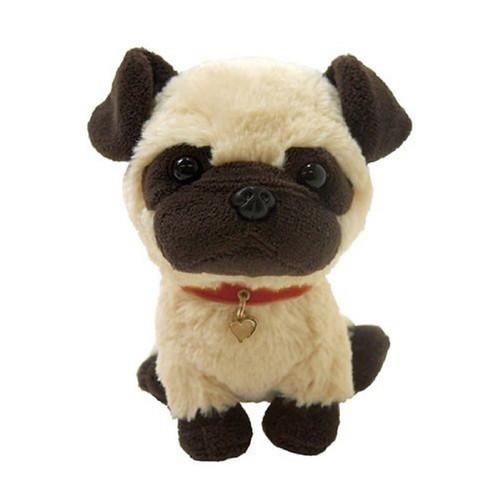 Sunlemon Plush Doll Pups! Pug BE Size S