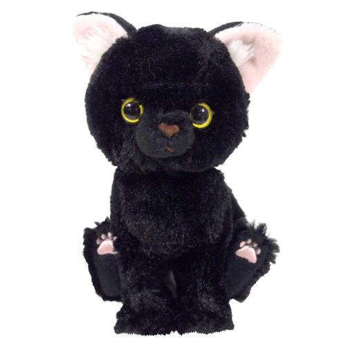 Sunlemon Plush Doll Kitten Black Cat Size S