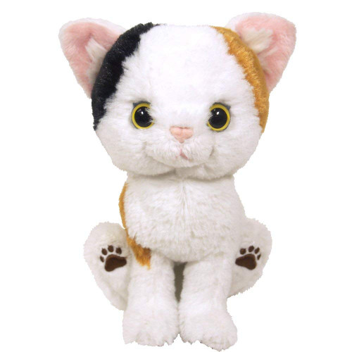 Sunlemon Plush Doll Kitten Calico Cat Size S