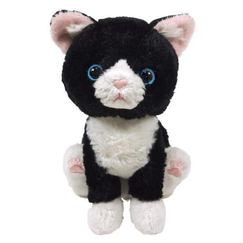 Sunlemon Plush Doll Kitten Bicolor Cat Size S