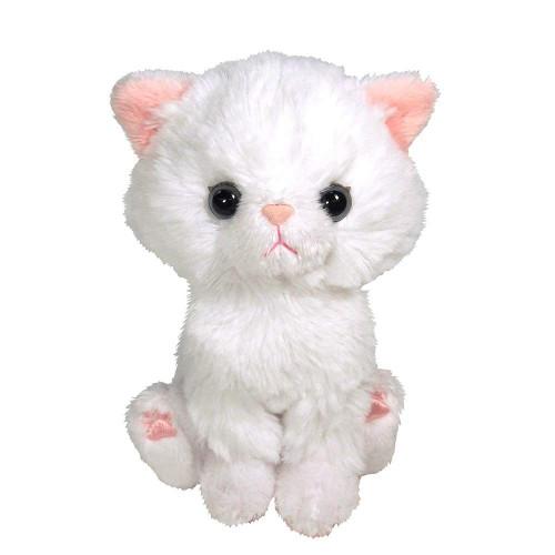 Sunlemon Plush Doll Kitten Persian Cat White Size S