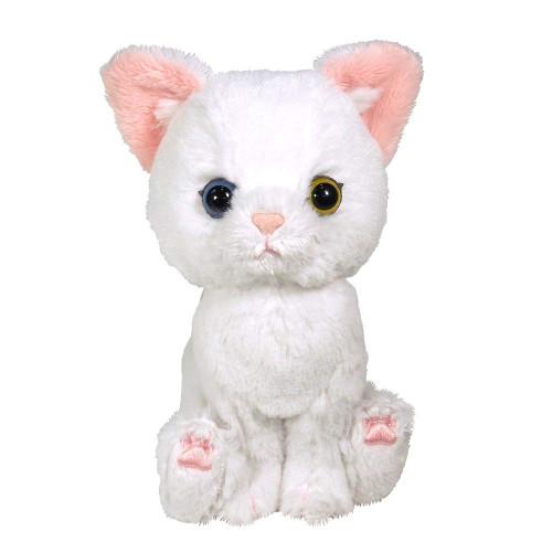 Sunlemon Plush Doll Kitten White Cat Size S