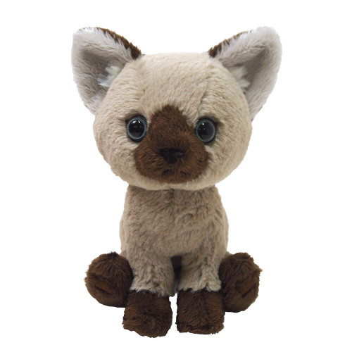 Sunlemon Plush Doll Kitten Siam Size S