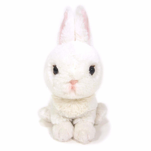 Sunlemon Plush Doll Fluffies Rabbit White Size S