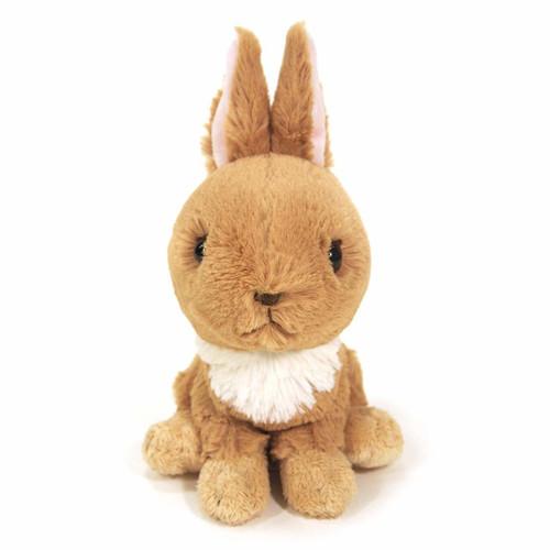 Sunlemon Plush Doll Fluffies Rabbit Beige Size S