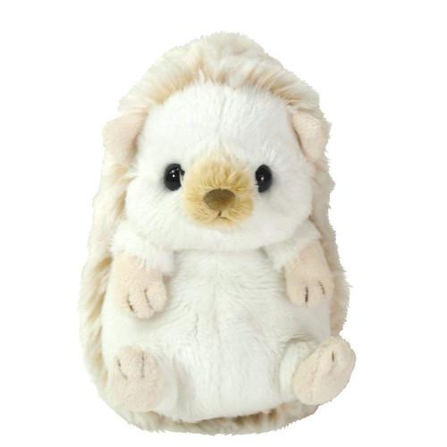 Sunlemon Plush Doll Fluffies Hedgehog White Size S