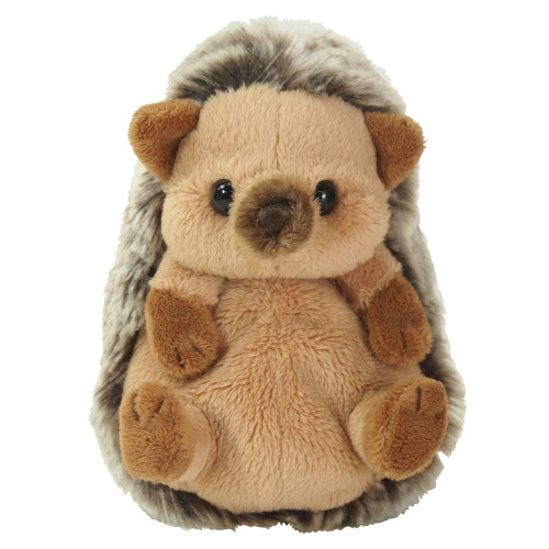Sunlemon Plush Doll Fluffies Hedgehog Brown Size S